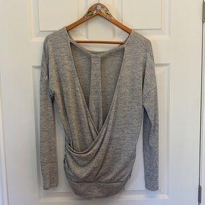 Shambhala (Mark's) Crossback Sweater